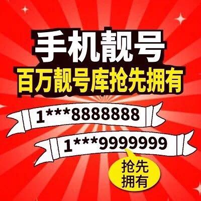 【手机靓号】-北京 精品小靓号 1711115段